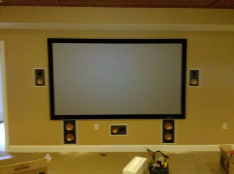 In Wall Home Theater Systems in wall speakers for pinterest inch high impedance wall mount